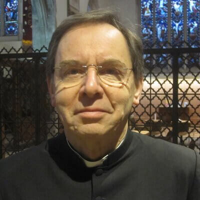 Assistant Priests (Part Time, Non-Stipendary) - Rev'd David Bell