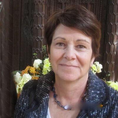 Churchwarden - Liz Deller