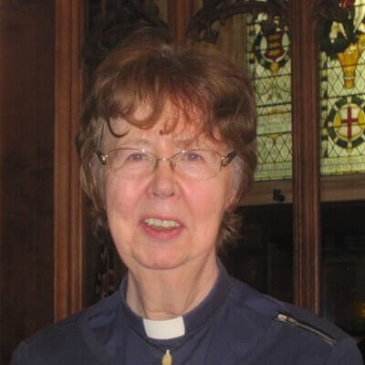 Assistant Priests (Part Time, Non-Stipendary) - Rev'd Sandy Cragg