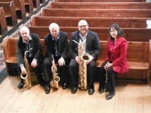 south london saxophone quartet